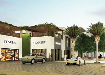 El Balcon is expected to be completed in the third quarter.