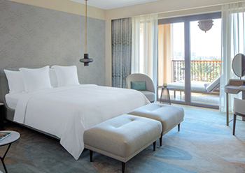 Imperial Suites at Four Seasons Dubai ... revamped.