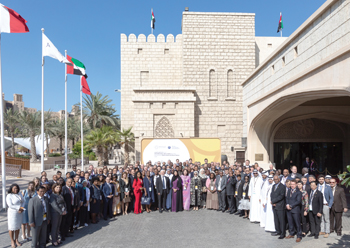 Almost 1,000 delegates attended the fourth International Participants Meeting.