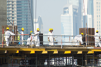 A productive workforce can directly influence the timeline and delivery of a construction or real estate project.