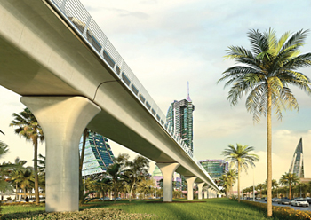 Bahrain Metro ... a much-awaited mega project.