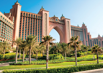 Atlantis, The Palm ... key management has been automated using Traka systems.