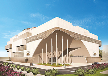 Oman International Hospital ... VHM handled the architectural design and engineering concept of the project.