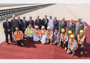 Etihad Rail is poised to start work on Stage 2.