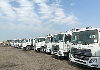 A total of 118 Questers and Croners were sold to Lavajet in the UAE.