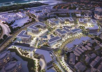 Hewlett Packard Enterprise's (HPE) regional head office is located in Dubai Internet City.