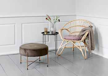 The Bellelund armchair ... part of the new collection.