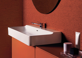 Conca ... a new level of purity in the design.