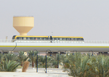 Riyadh Metro ... a phased opening is envisaged.
