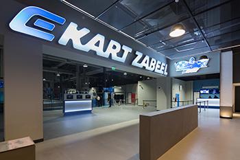 EKart Zabeel ... at The Dubai Mall.