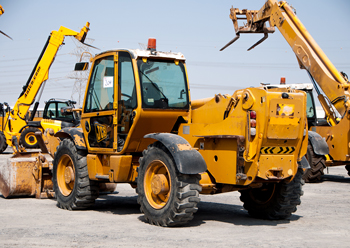 A diverse choice of machines will be offered at the auction.