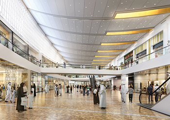 City Centre Al Zahia is set to become the largest mall in the Northern Emirates.