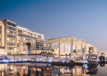 Marsa Plaza ... a leisure and cultural destination in the heart of Al Mouj Muscat.
