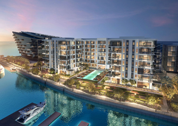 Juman Two ... a choice of 152 one- and two-bedroom contemporary living spaces.