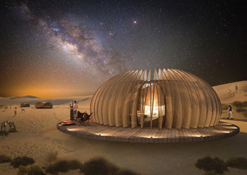 The Rub' Al Khali Oculus