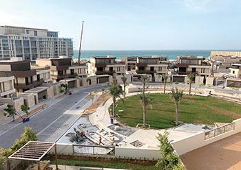 Nudra ...comprising five beachfront plots and 32 premium villas.