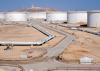 The two MOLs will transport Adnoc's premium grade Murban crude oil from its oilfields to Jebel Dhanna terminal.