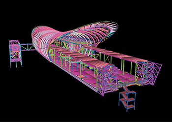 Acciona has provided its expertise on the Dubai Metro project.
