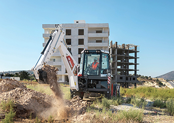 The new-generation R-Series B730 backhoe loader ... launched in the region.