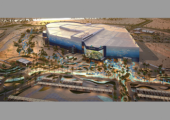 Built on multiple levels with a total area of 183,000 sq m, SeaWorld Abu Dhabi will feature one of the world's largest and most progressive indoor aquariums.