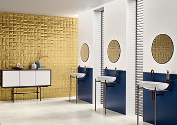 Genesis ... striking tile designs.