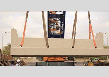 The company offers a wide variety of standard as well as custom-designed precast concrete products.