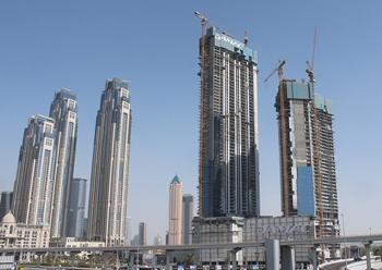 Aykon City ... a Damac project.