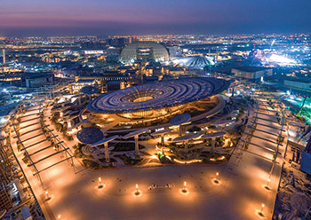 All efforts are now concentrated on ensuring a successful Expo 2020 Dubai.