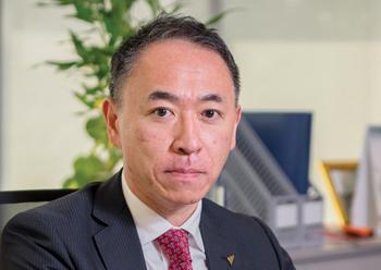 Miyatake ... Daikin's aim is to meet and exceed local regulations.
