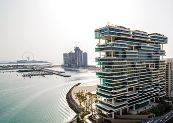 One at The Palm Jumeirah, Dorchester Collection ... an Omniyat project.