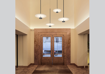 The Flat Collection ... new from Vibia.