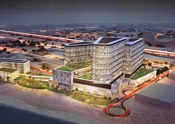 The new maternity hospital ... concept to construction.