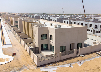 Some 280 villas of Sharjah Sustainable City (SSC) are slated to be handed over this September