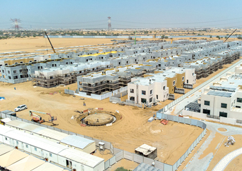 Sharjah Sustainable City ... construction.