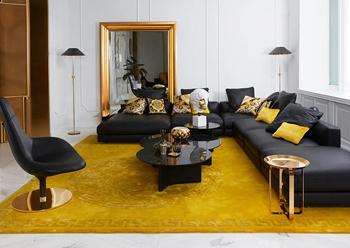 Versace furniture ... Shams Al Riyadh to host Versace branded homes.