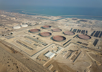 The Jubail-Riyadh Water Transmission project ... expected to be completed next year.