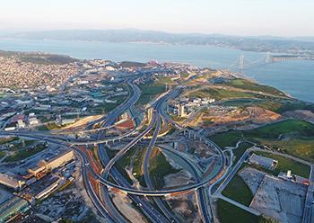 Northern Marmara Motorway in Turkey ... completed by Limak.