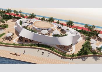 Al Heera Beach & Marina ... to feature restaurants, playgrounds and ample greenery.