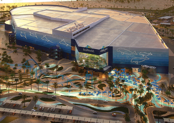 SeaWorld Abu Dhabi ... scheduled for completion next year.