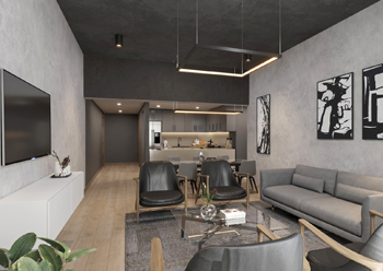 Loci apartments will be fitted out in high quality finishes, says Lootah.