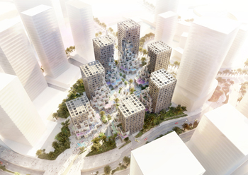 Pixel on Reem Island ... will offer 480 residential units.