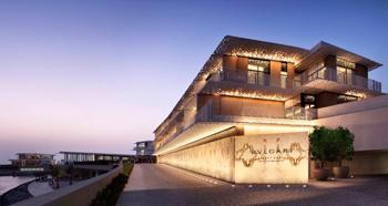 The Bulgari Resort Dubai ... 101 rooms.