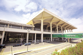 King Fahd International  Airport ... major expansion on cards.