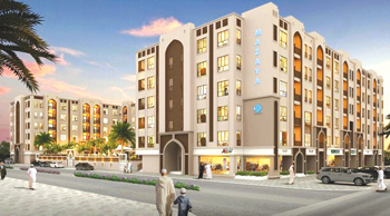 Mazaya Residence Al Mawaleh  ... coming up in Seeb.