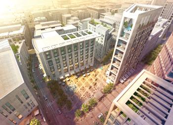 Msheireb Downtown ... $5.5-billion urban regeneration project.