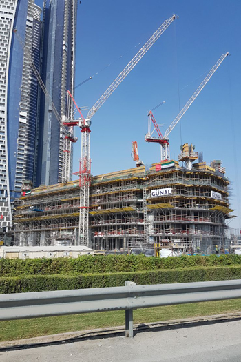 AE Arma-Elektropanc  to do MEP works on Dubai's Wow Hotel and Hotel Apartments.