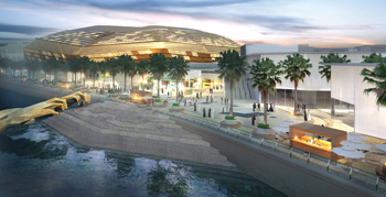 BAM to build an arena, plaza and F&B outlets at Yas Bay.
