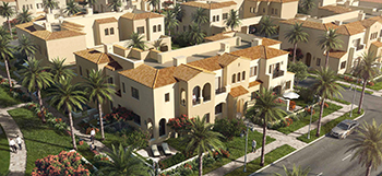 Amaranta ... a residential community at the Villanova project which boasts Mediterranean influences.