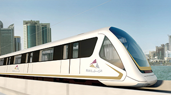 Doha Metro ... goals to complete 90 per cent work in 2018.