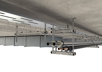 Fast Trak ... designed for projects where ceiling space is at a premium.